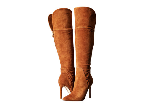 GUESS - Nace (Dark Saddle 2015) Women's Zip Boots