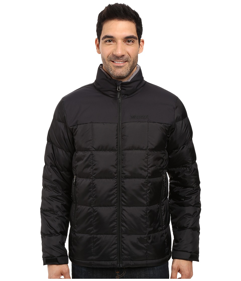 Marmot - Greenridge Jacket (Black) Men's Coat