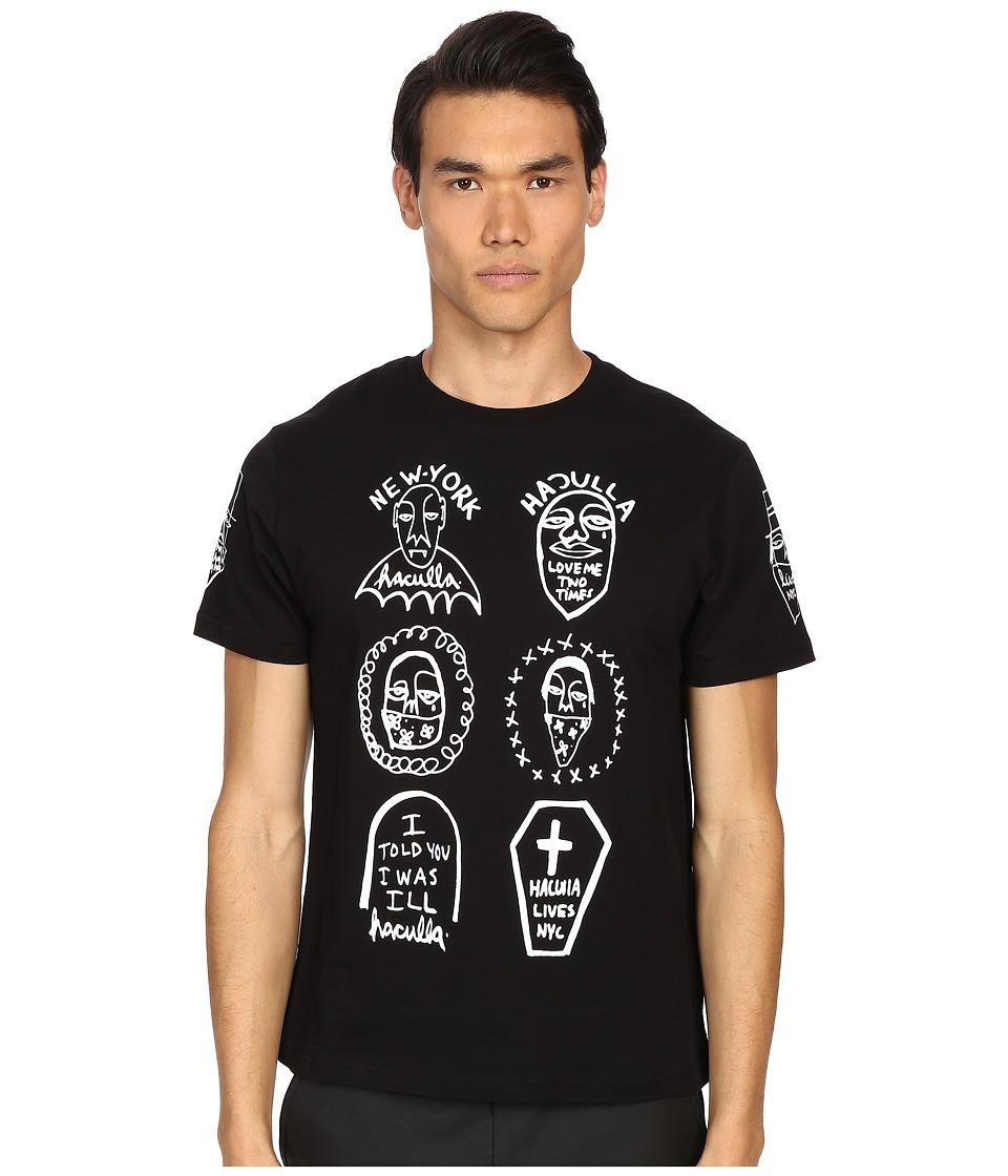 Haculla - NYC Haculla Tee (Black) T Shirt