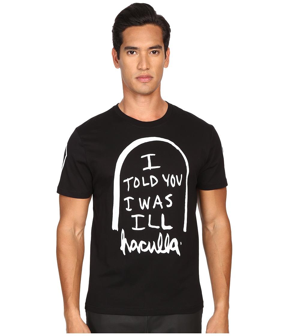 Haculla - Tombstone Tee (Black) T Shirt