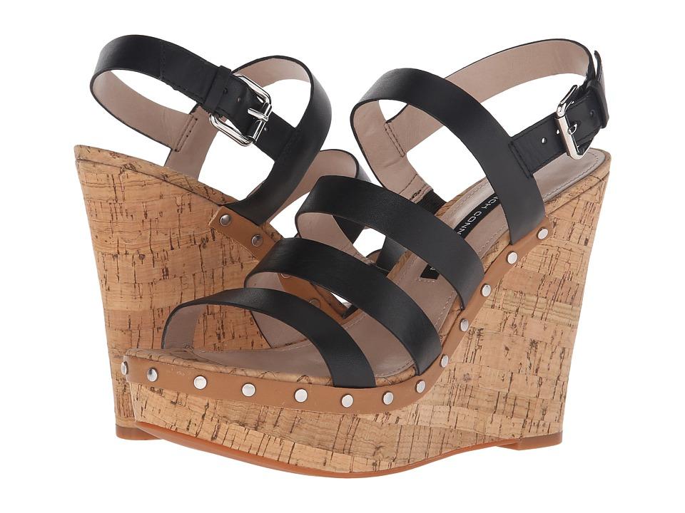 French Connection - Deon (Black/Safari) Women's Shoes