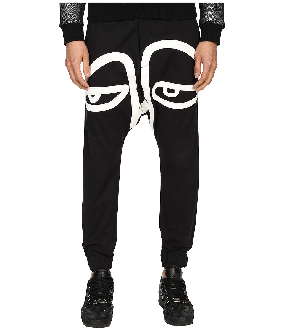 Haculla - All Eyes on Me Harem Pants (Black) Casual Pants