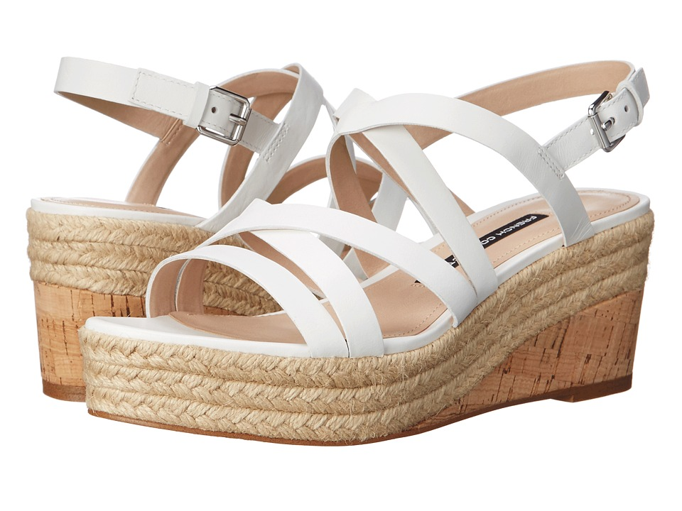 French Connection - Liya (Summer White) Women's Shoes