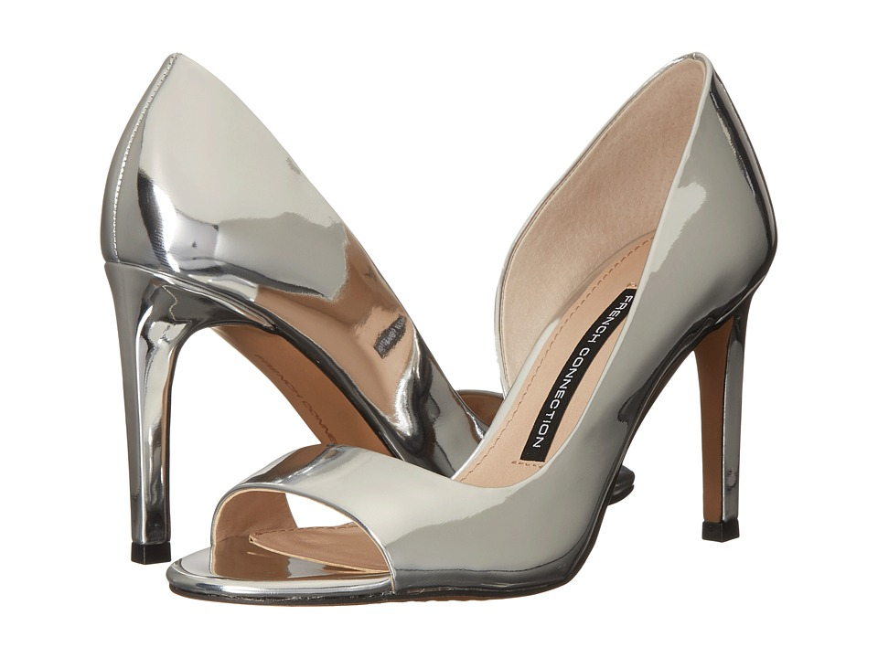 French Connection - Lieve (Silver) Women's Shoes