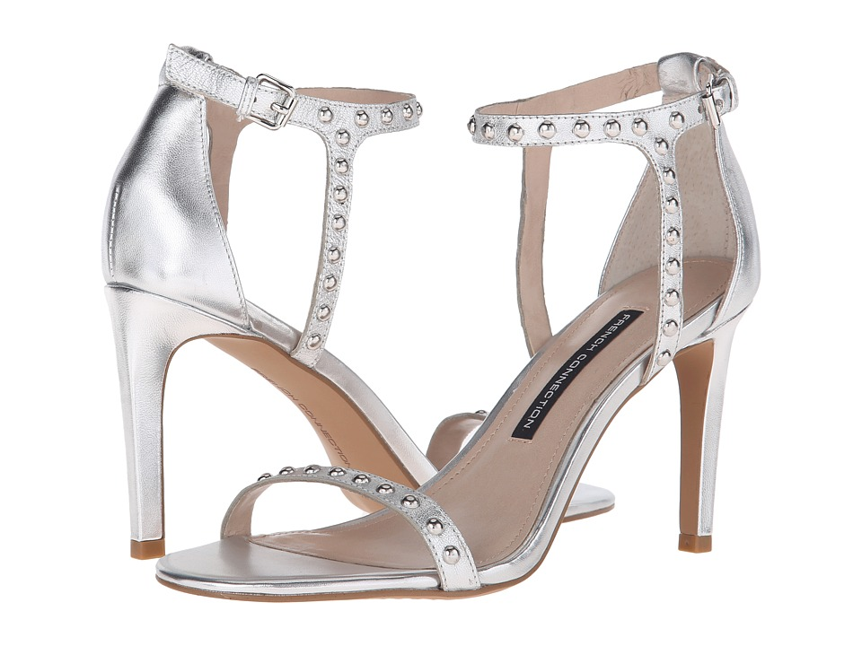 French Connection - Libby (Silver) Women's Shoes