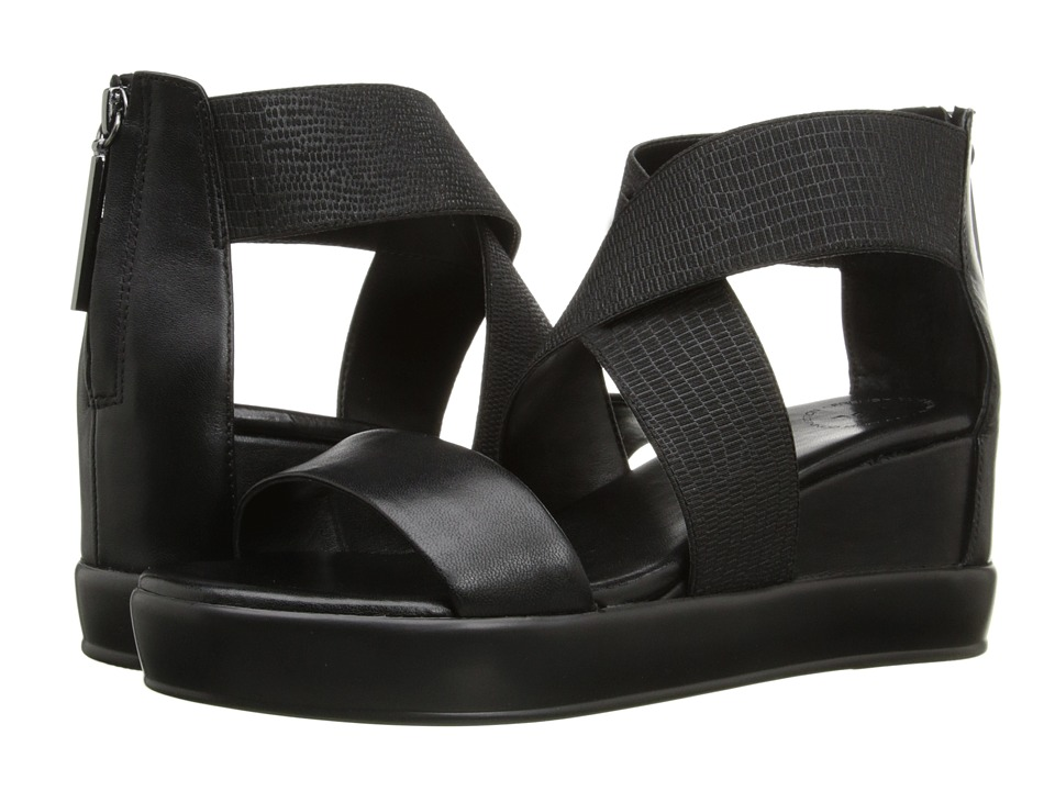 French Connection - Pelle (Black) Women's Shoes