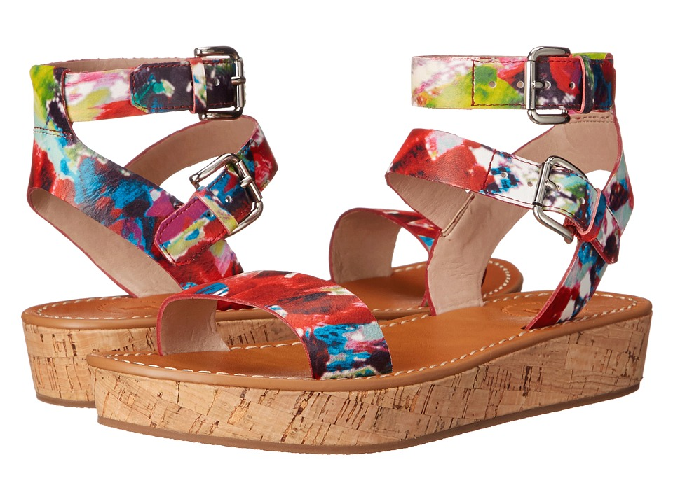 French Connection - Jaclyn (Fracture Floral) Women's Shoes
