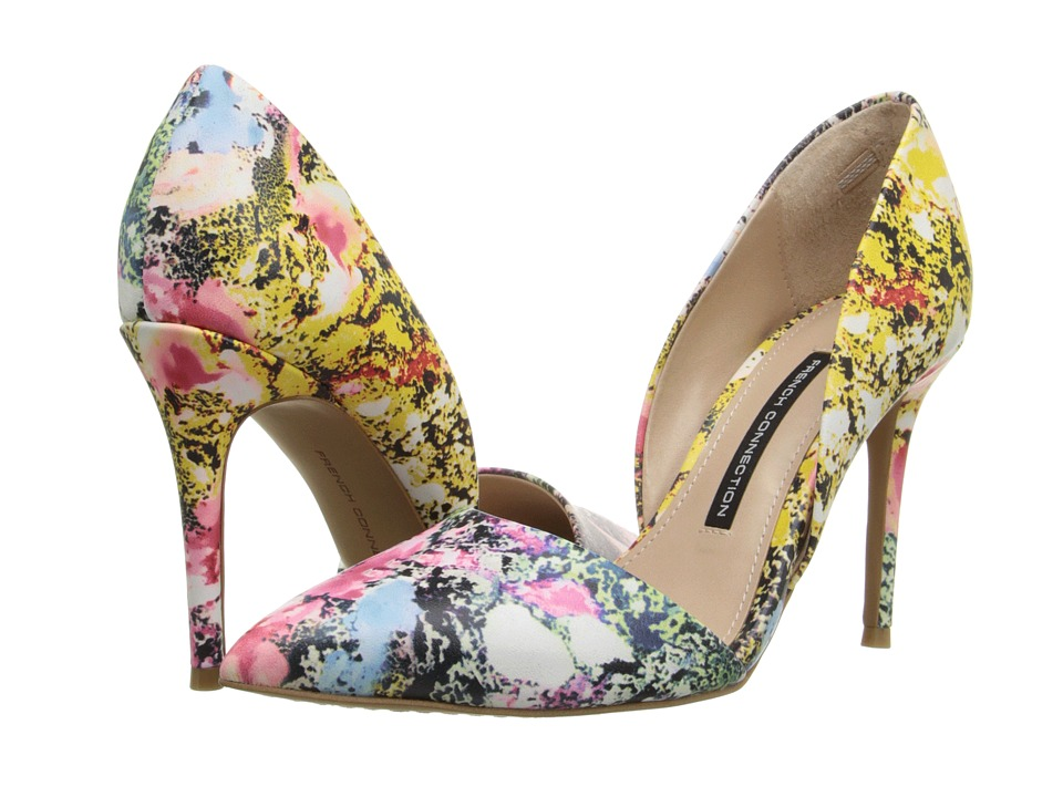 French Connection - Elvia (Multicolor) Women's Shoes