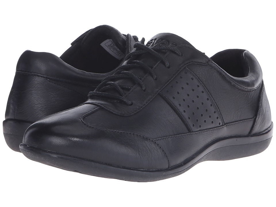 Revere - Seattle (Black) Women's Flat Shoes