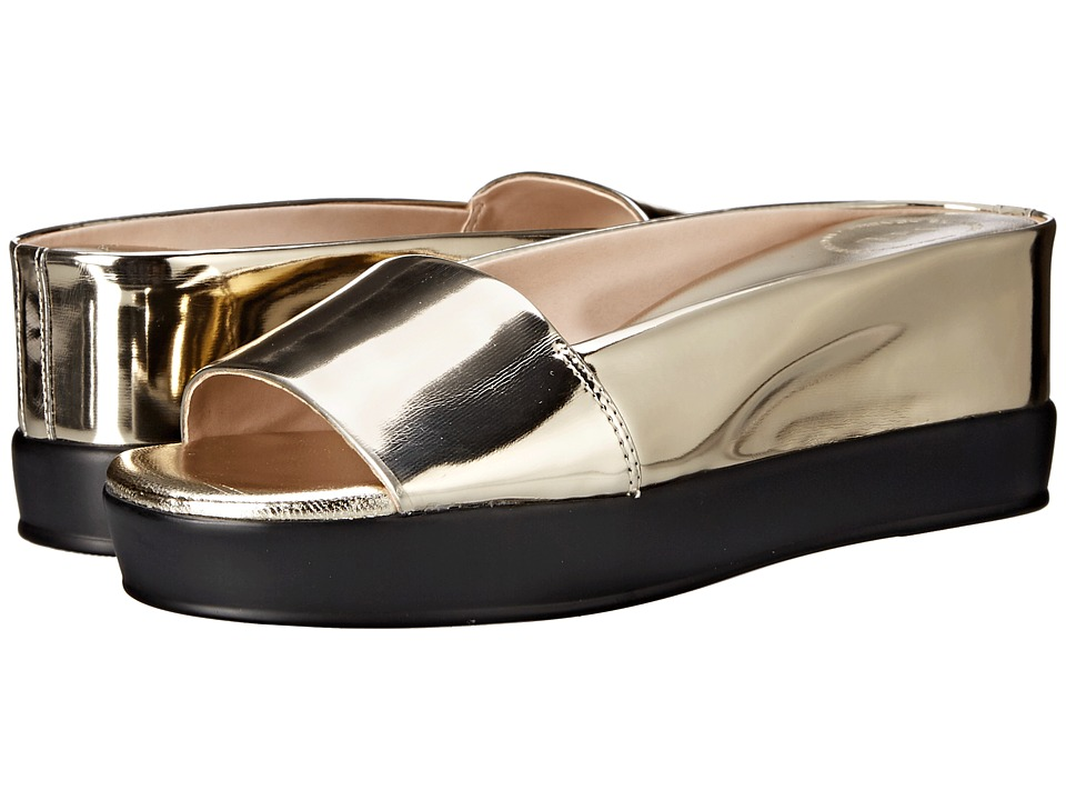 French Connection - Pepper (Light Gold) Women's Shoes
