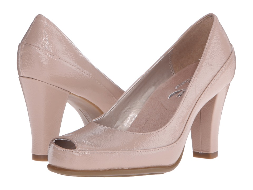 Image of A2 by Aerosoles Big Ben Pumps--Lt Pink Patent,10