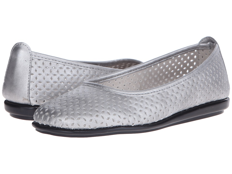 Aerosoles - Solsa Dance (Silver Metallic) Women