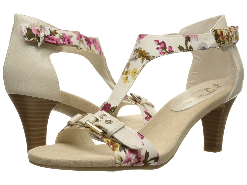 Aerosoles - A2 by Aerosoles Lollipowp (Bone Floral) High Heels