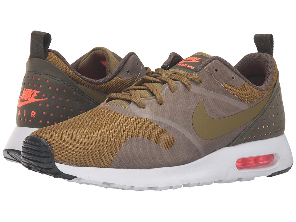 Nike - Air Max Tavas (Olive Flak/Olive Flak/Dark Loden/White) Men's Shoes