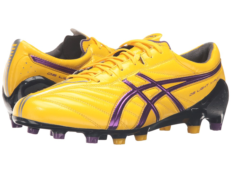 ASICS DS Light X-Fly LE (Yellow/Purple/Black) Men