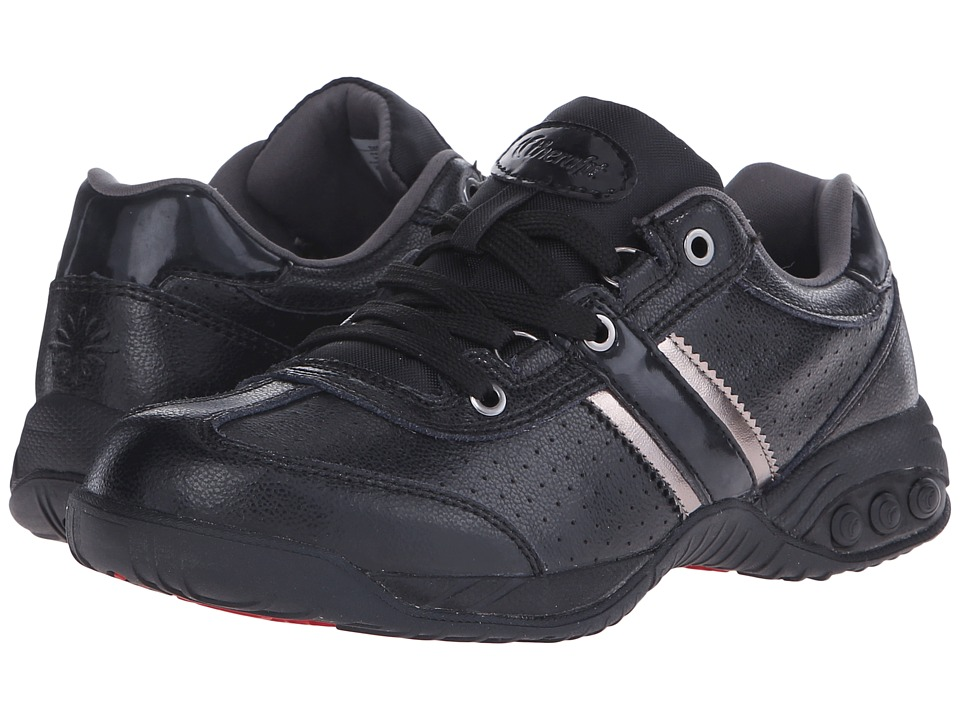 THERAFIT - Euro Oxford Low (Black) Women's Lace up casual Shoes
