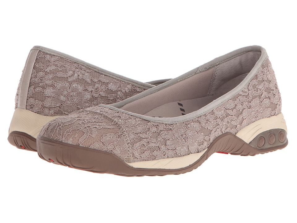 THERAFIT - Coco (Taupe) Women's Slip on Shoes