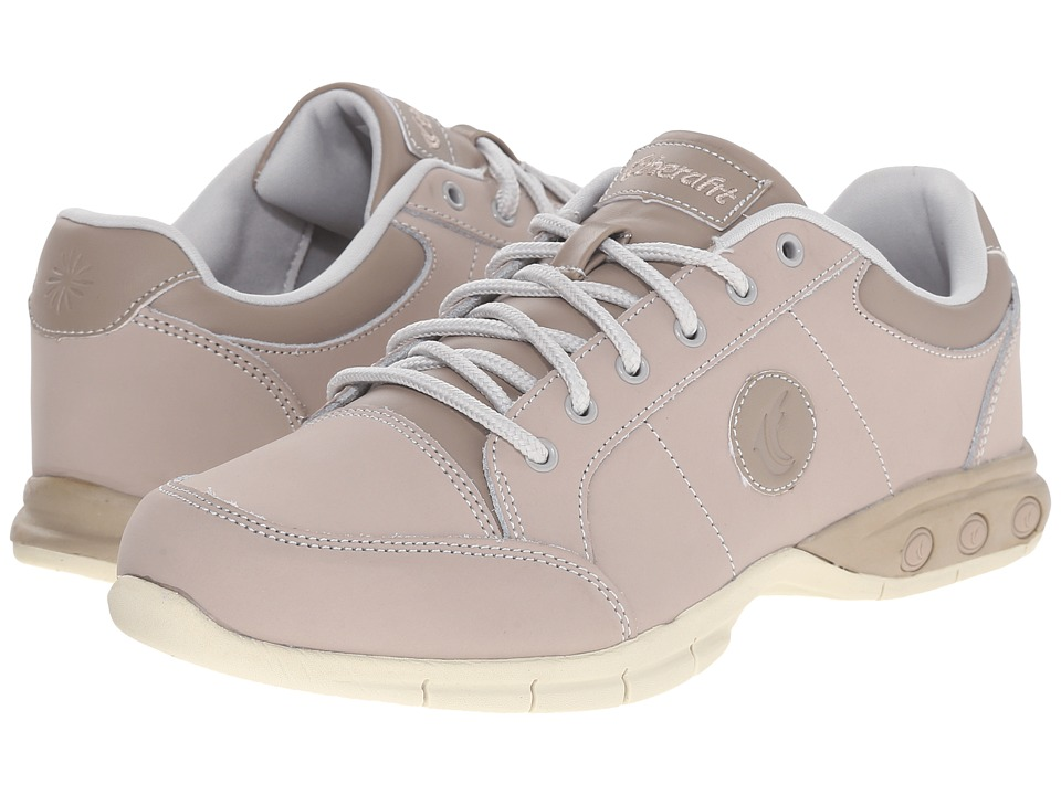 THERAFIT - London Oxford (Taupe) Women's Lace up casual Shoes