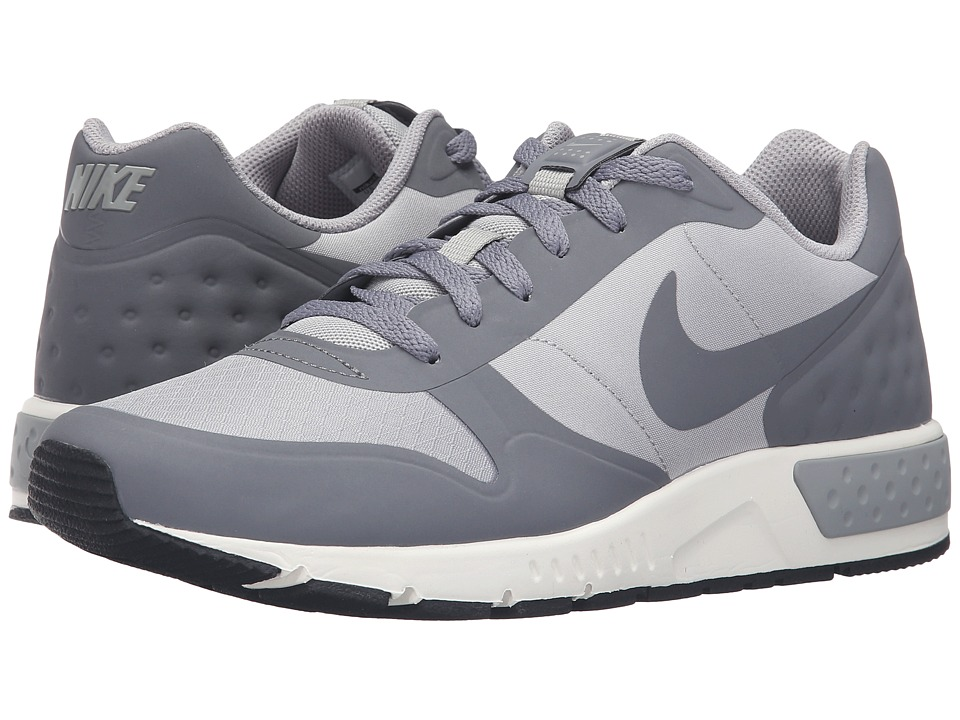 Nike - Nightgazer LW (Matte Silver/Cool Grey/Sail) Men's Lace up casual Shoes