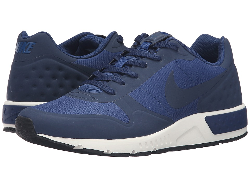 Nike - Nightgazer LW (Coastal Blue/Midnight Navy) Men's Lace up casual Shoes