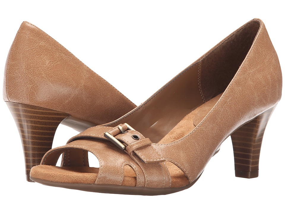A2 by Aerosoles - Brain Power (Tan) Women's Shoes