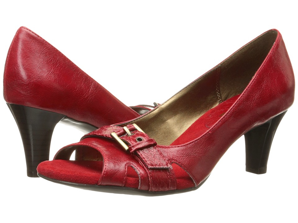 Aerosoles - Brain Power (Red Combo) Women