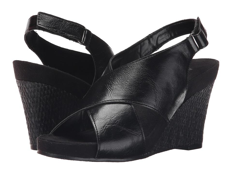 A2 by Aerosoles - Cherry Plush (Black) Women's Shoes