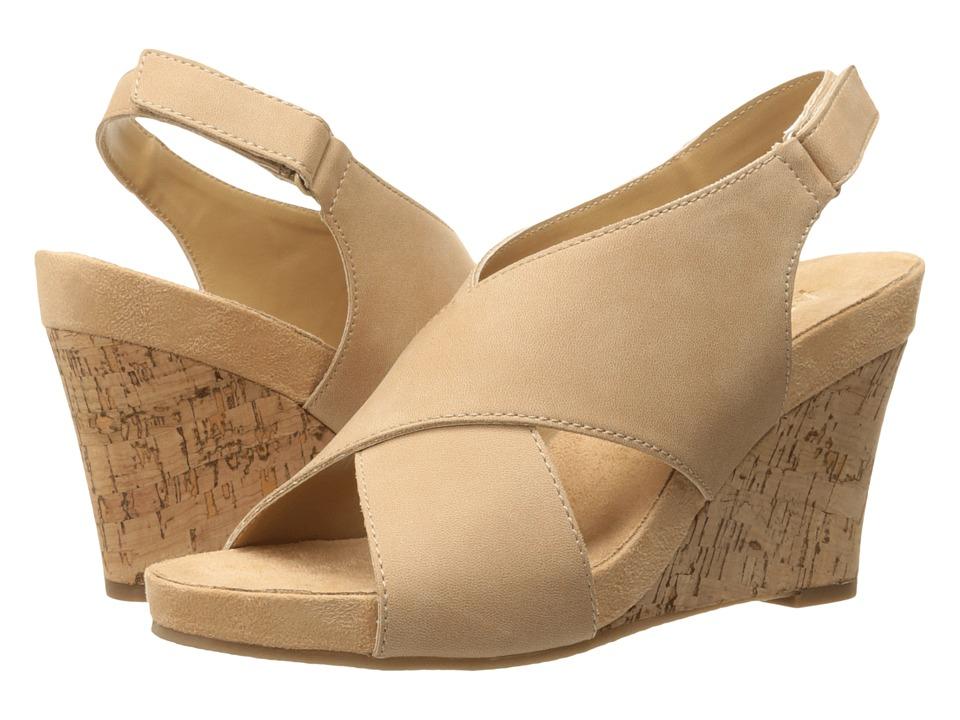 A2 by Aerosoles - Cherry Plush (Light Tan) Women's Shoes