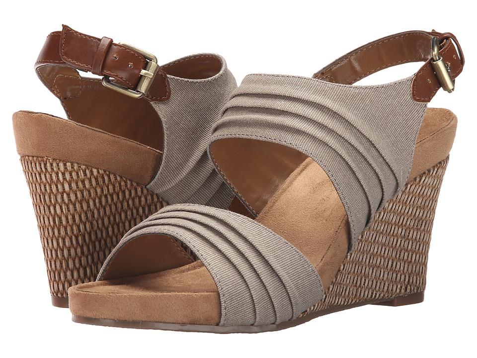 A2 by Aerosoles - May Plush (Tan Combo) Women's Shoes