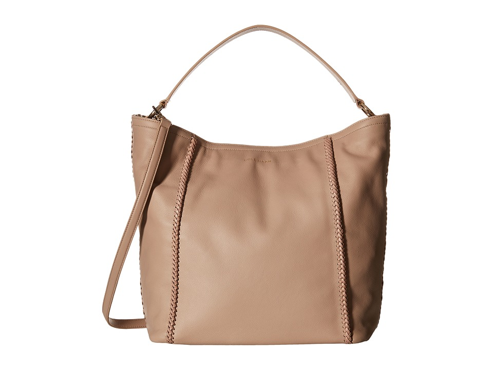 Cole Haan - Nickson II Double Strap Hobo (Maple Sugar) Hobo Handbags