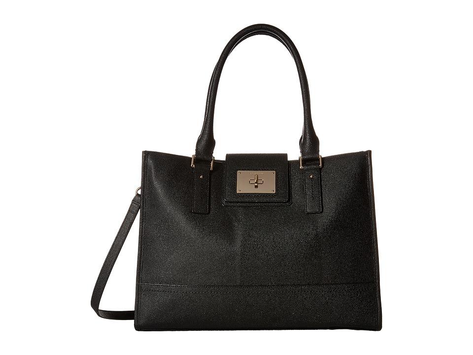 Cole Haan - Daphne Tote (Black) Tote Handbags