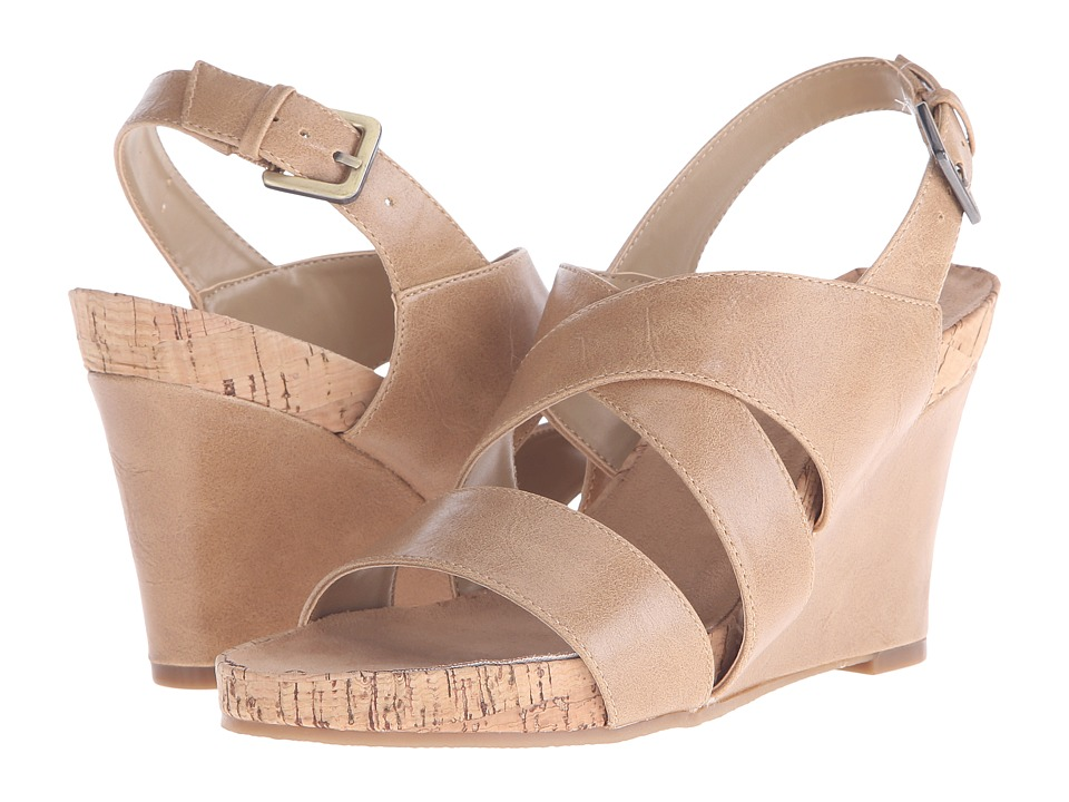 Aerosoles - True Plush (Nude) Women's Shoes