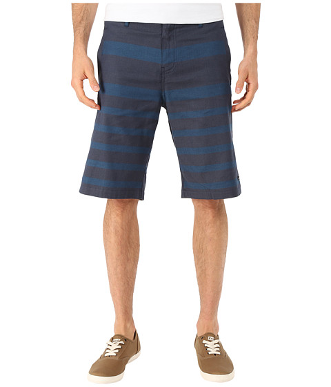 Alpinestars - Reflex Stripes Shorts (Blue) Men's Shorts