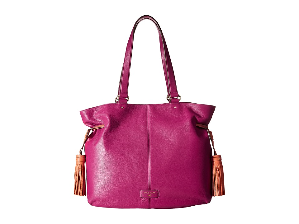 Cole Haan - Anisa Tote (Azalea/Coral) Tote Handbags