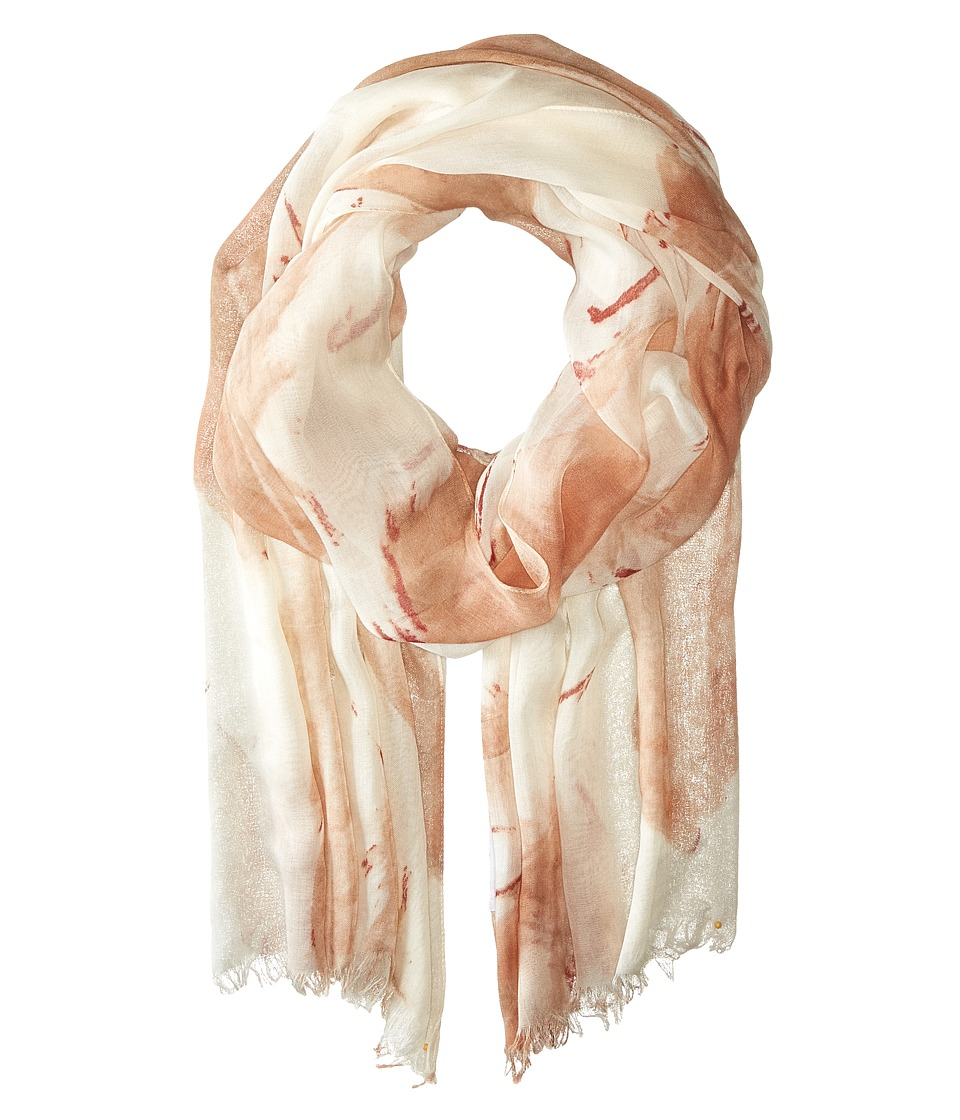 BCBGeneration - Light as a Feather (Spice Papaya) Scarves