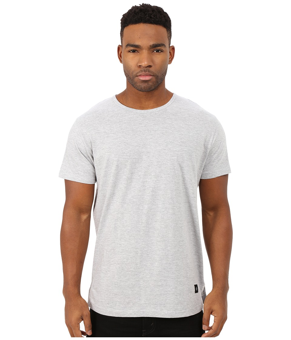 Akomplice - Jqoga Tee (Grey) Men's T Shirt