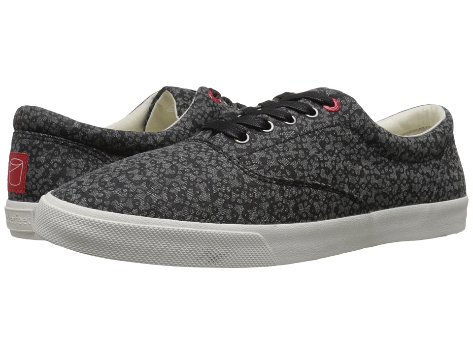 BucketFeet - Mystery (Black) Men's Slip on Shoes
