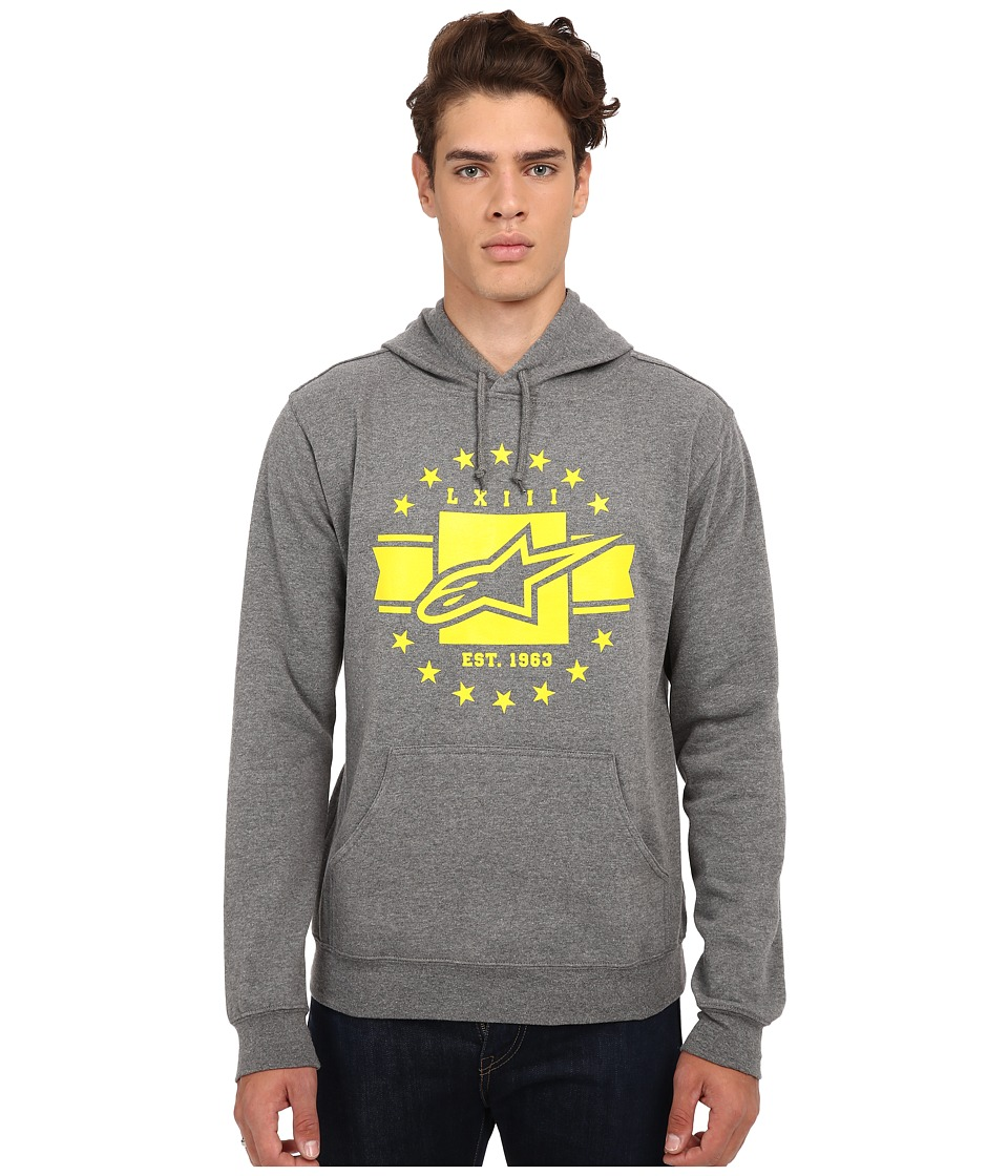 Alpinestars - Standout Pullover Fleece (Gun Metal) Men's Sweatshirt