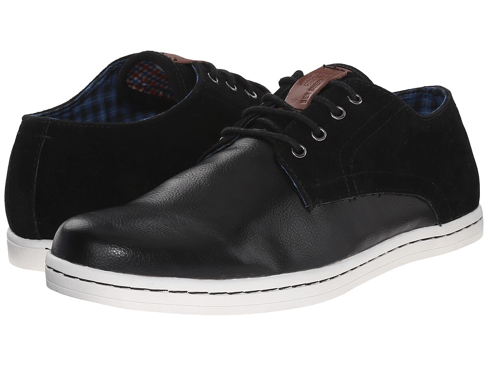 Ben Sherman - Presley Oxford (Black) Men's Lace up casual Shoes