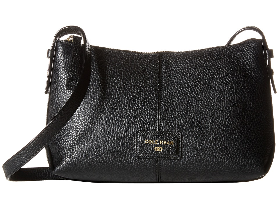 Cole Haan - Emma II Crossbody (Black) Cross Body Handbags