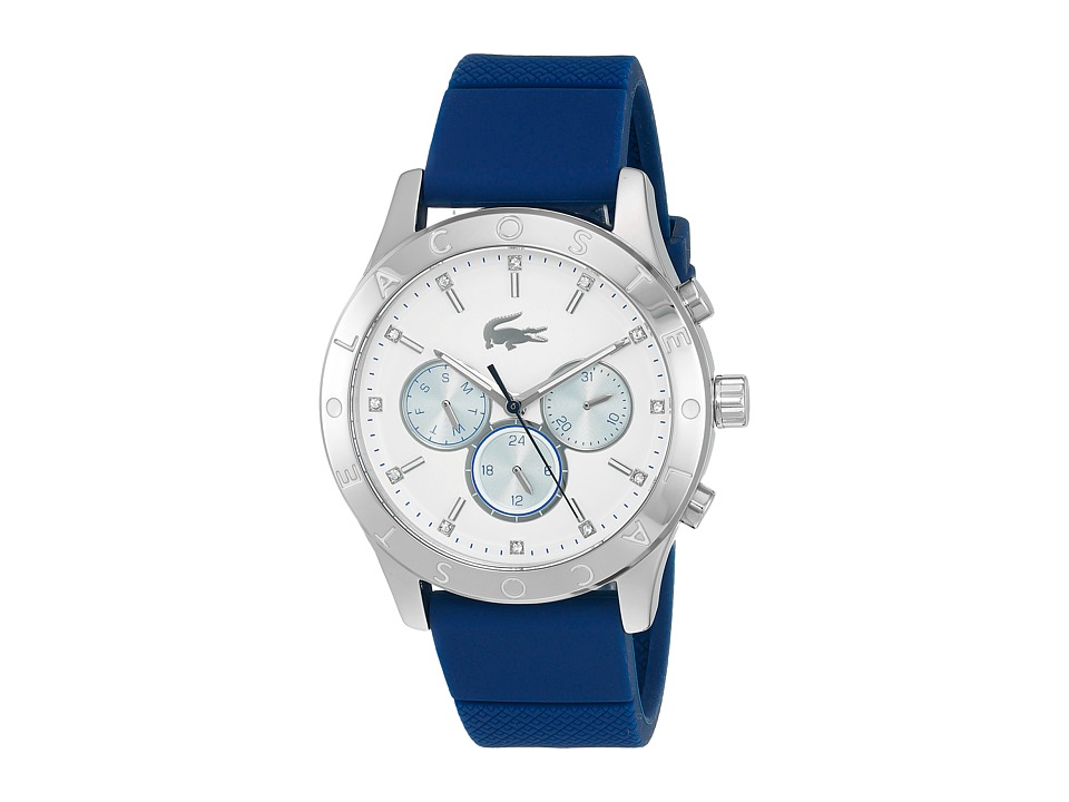Lacoste - 2000942 - CHARLOTTE (White/Blue IP) Watches