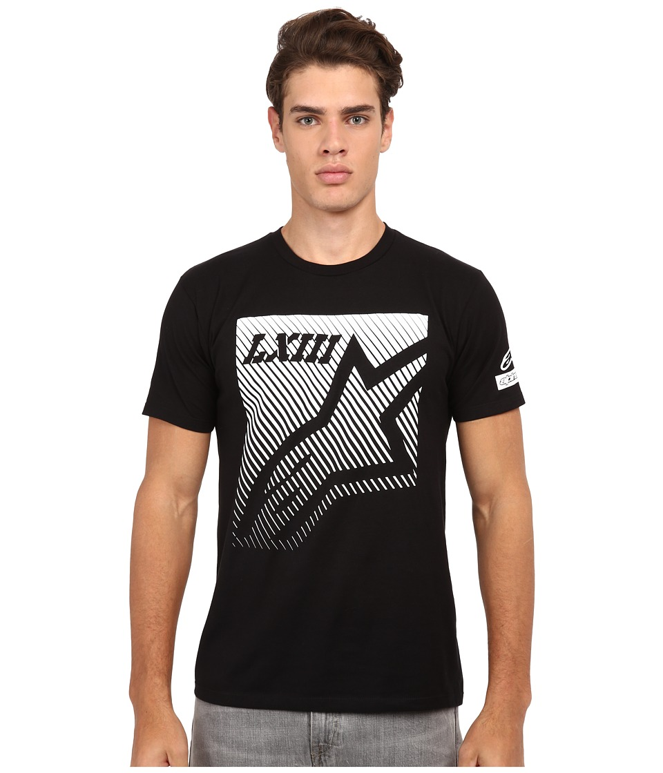 Alpinestars - Crop Tee (Black) Men's T Shirt