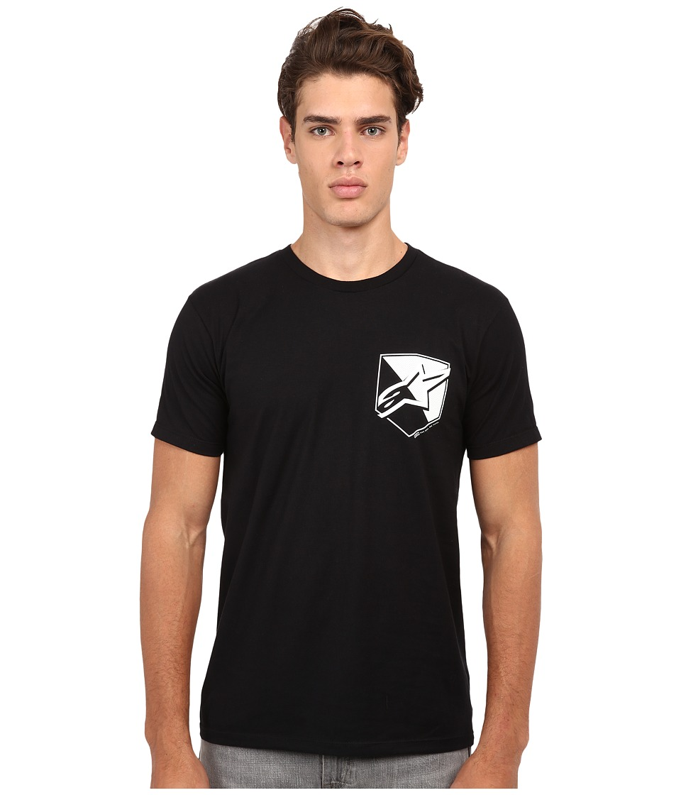 Alpinestars - Plate Tee (Black) Men