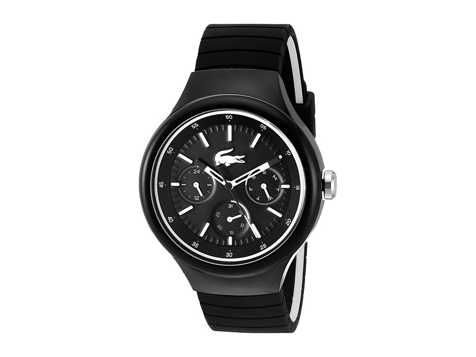 Lacoste - 2010870 - BORNEO (Black/White) Watches
