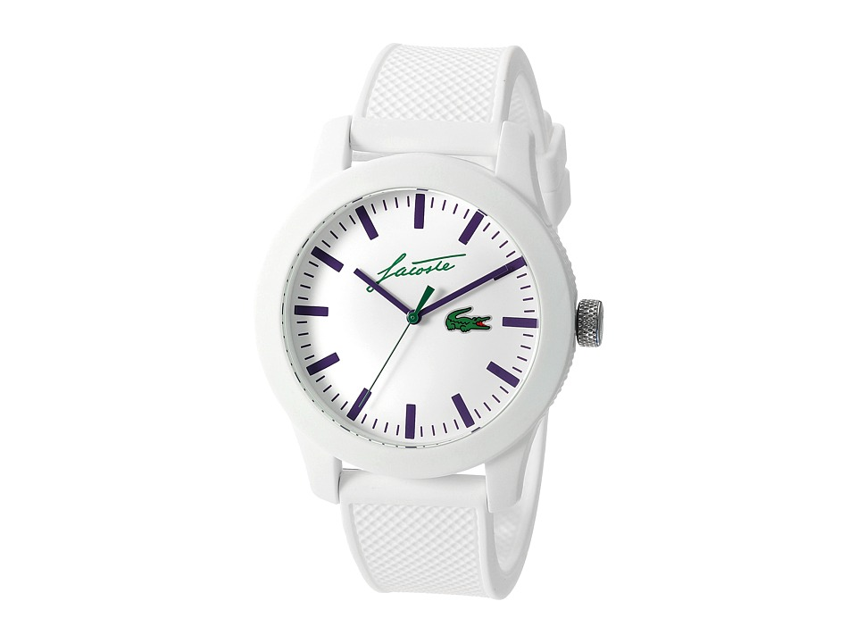 Lacoste - 2010861 - 12.12 (White) Watches