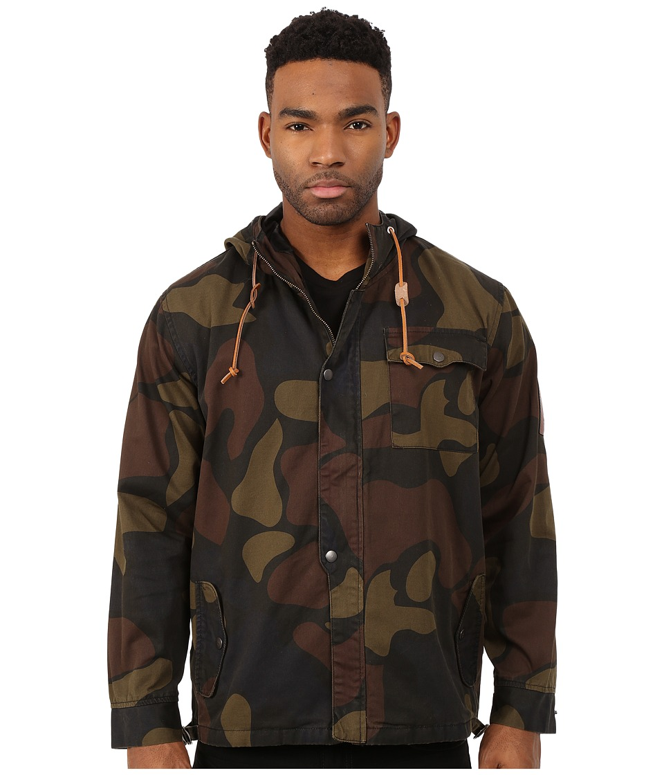 Akomplice - Cammarono Hunter Jacket (Camo) Men's Coat
