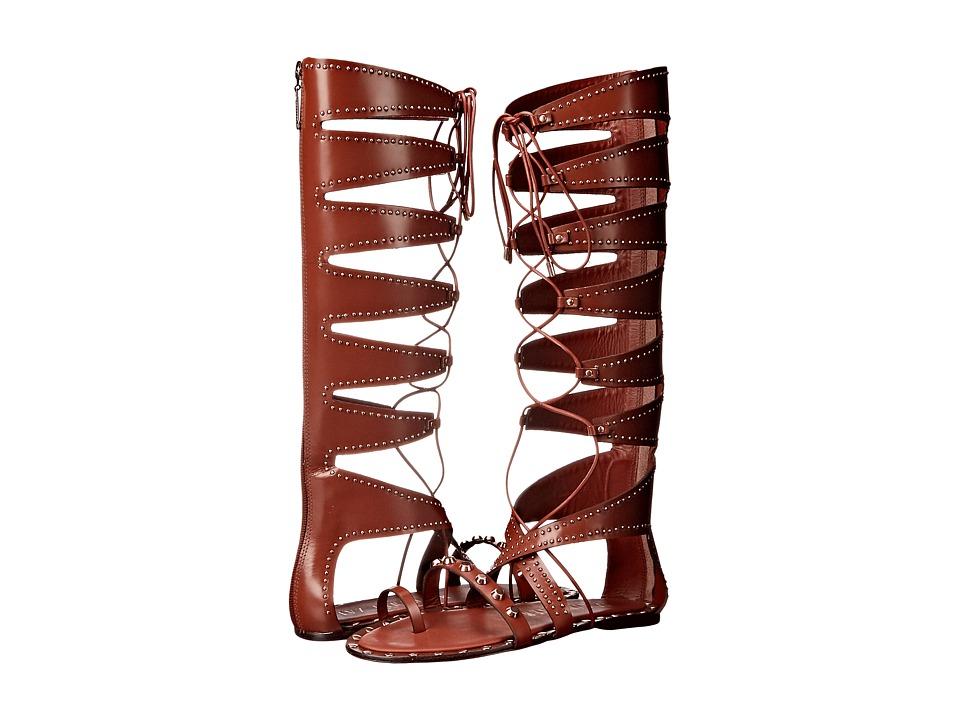 IVY KIRZHNER - Sorcerer (Rust/Tobbaco) Women's Sandals