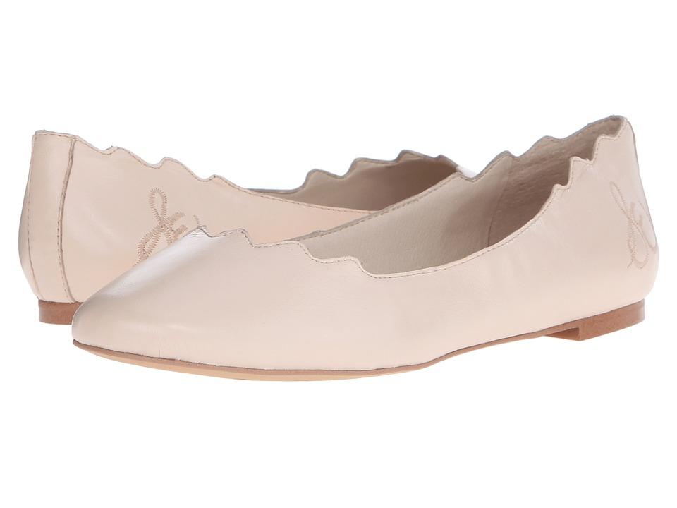 Sam Edelman Augusta (Summer Sand Nappa Luva Leather) Women