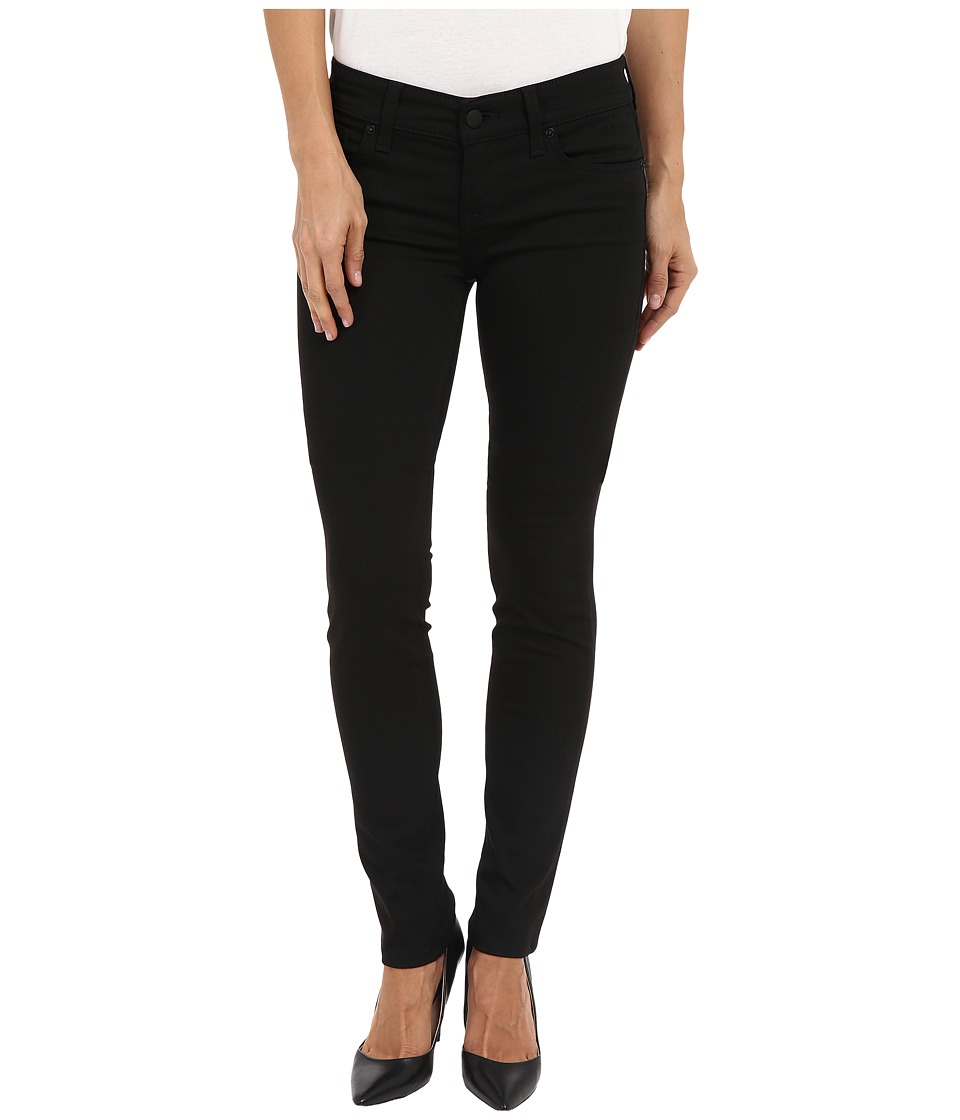Level 99 - Lily Skinny Straight in STAYBLACK (STAYBLACK) Women's Jeans