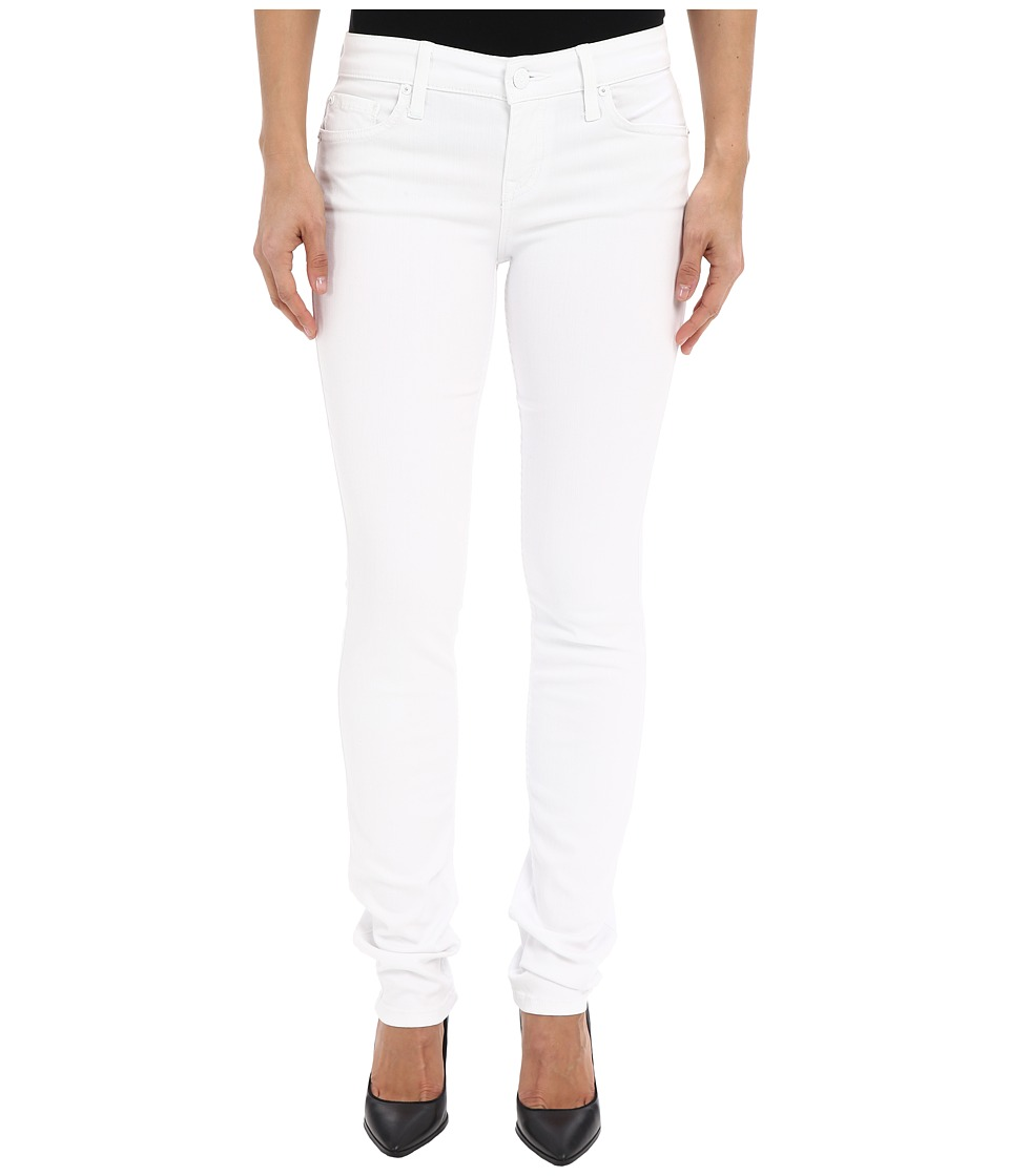 Level 99 - Lily Skinny Straight in Pure White (Pure White) Women's Jeans